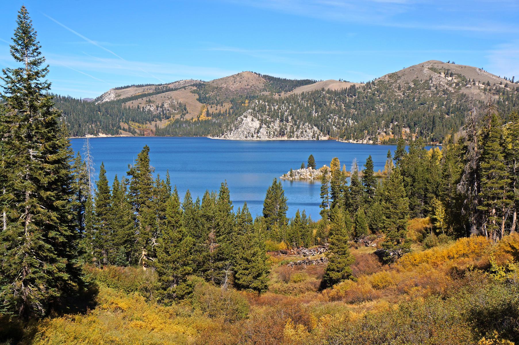 east shore Lake Tahoe, Nevada