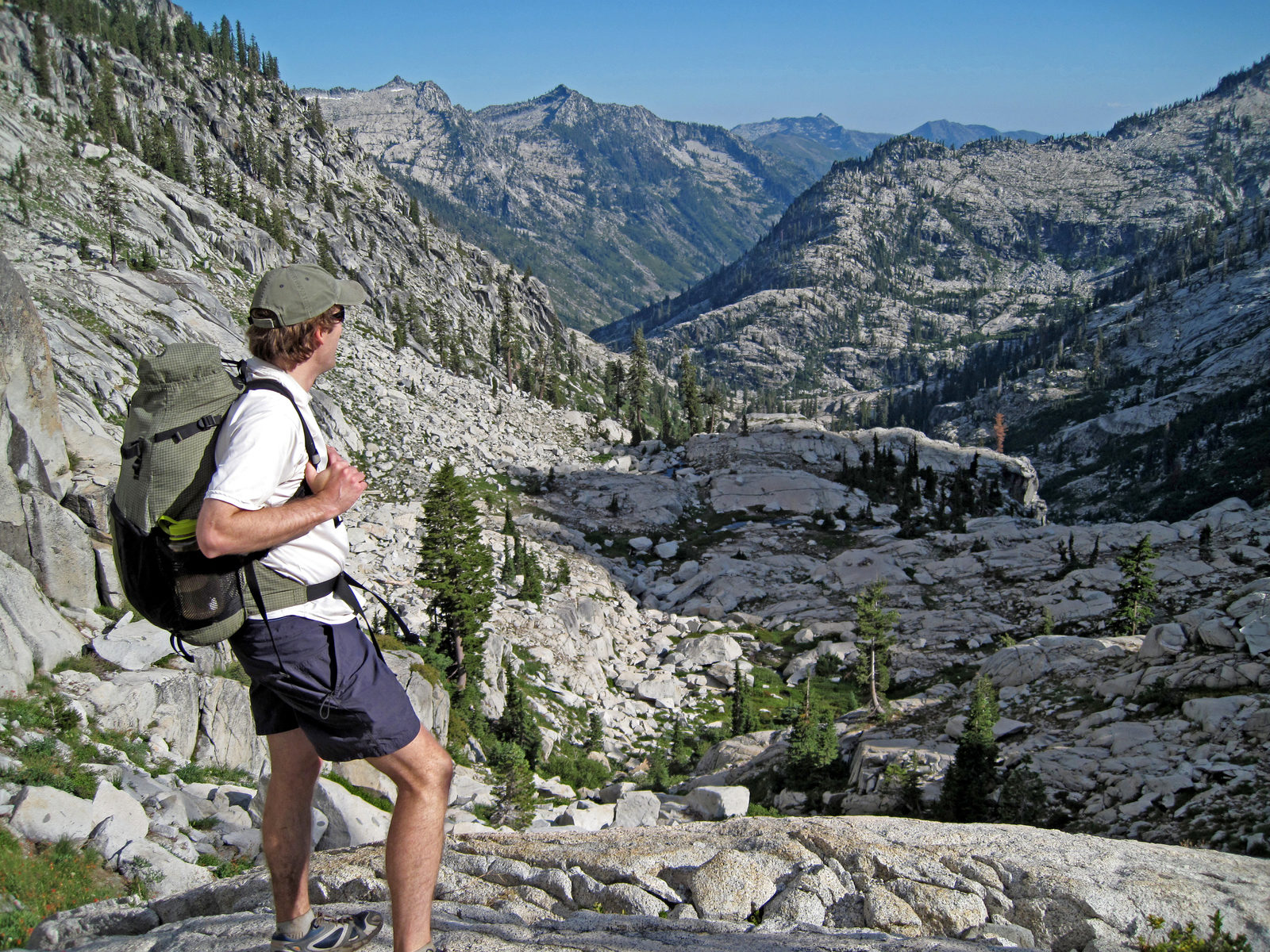 Trinity Alps, Northern California