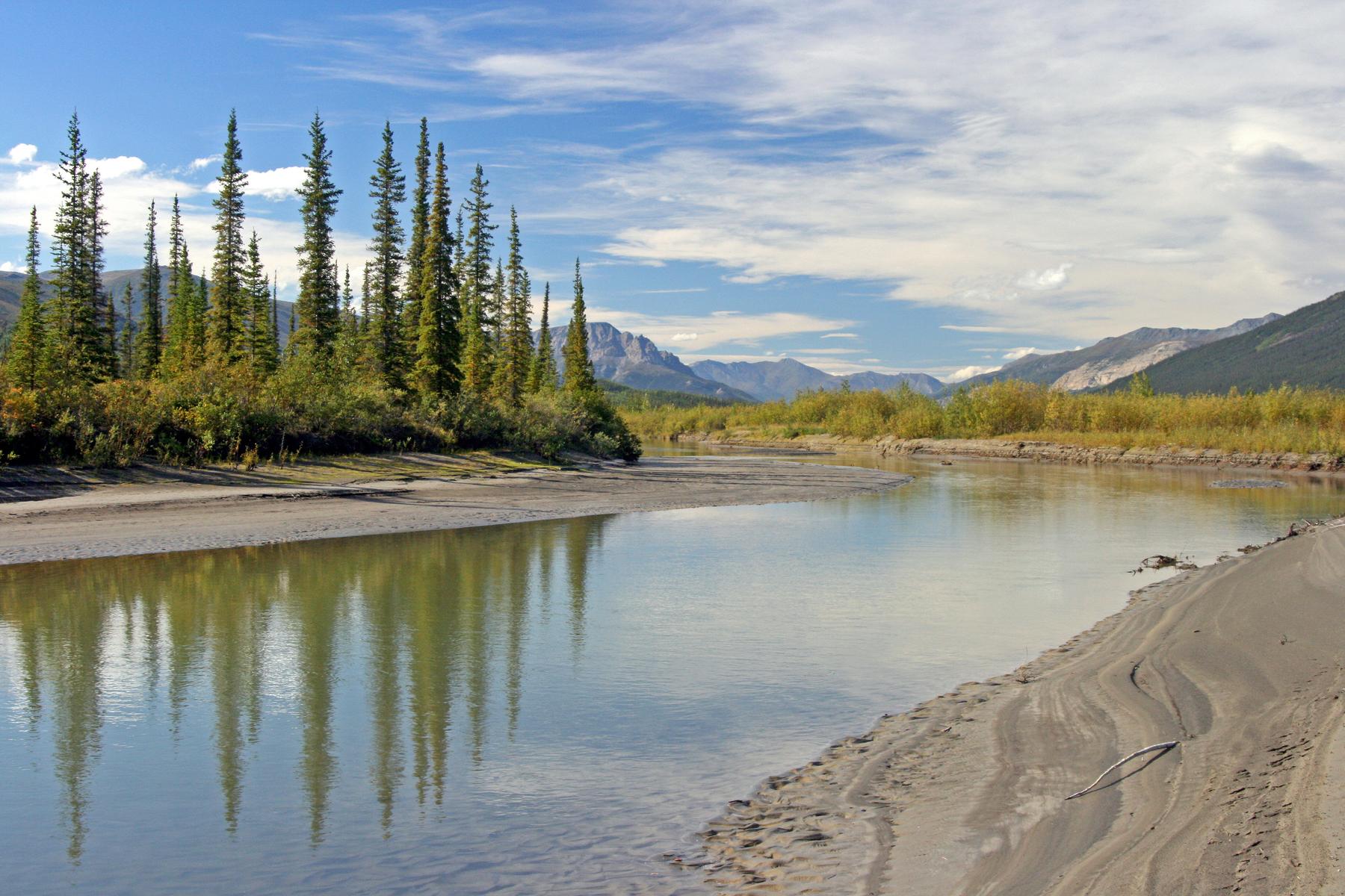 Alatna River, Gates of the Arctic National Park, Alaska