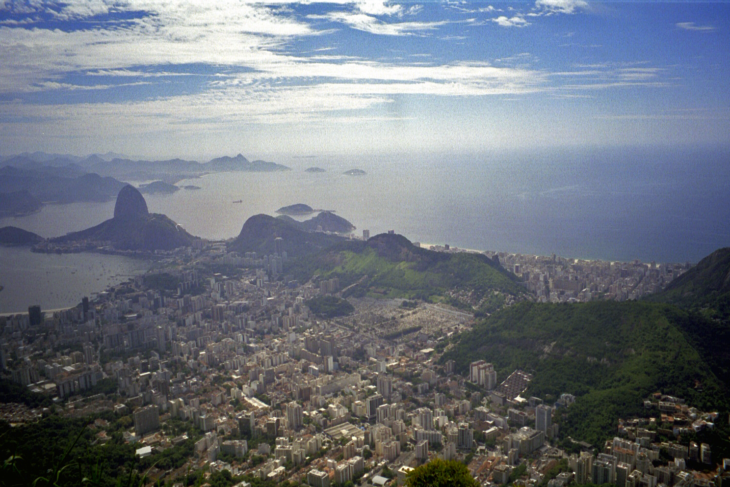 Rio de Janeiro (note: this image is not suitable for large prints)