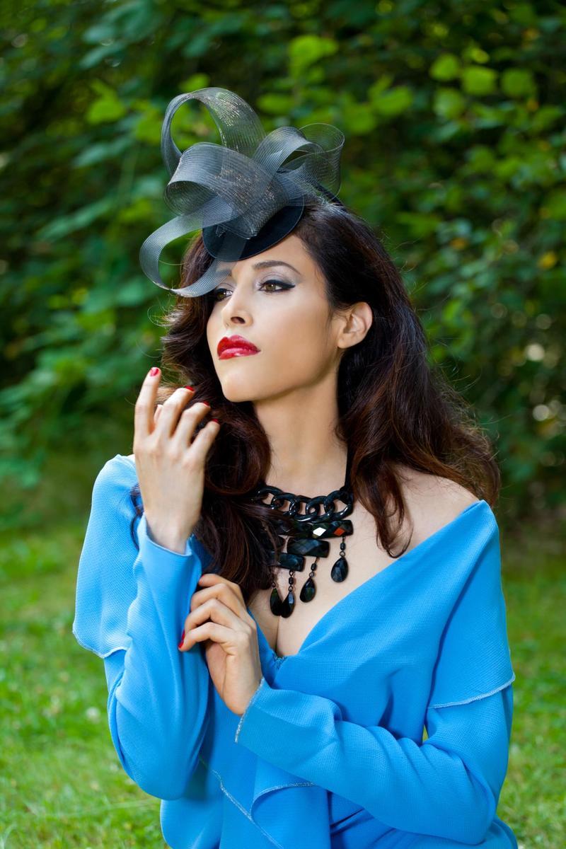 Madina Vadache - Fashion Designer / Pretty Swank Girl - Jewerly Designer