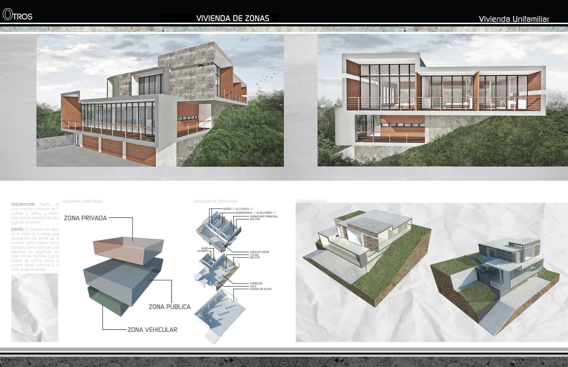 My portfolio abdiel rodriguez portafolio de arquitectura for Programa diseno exteriores